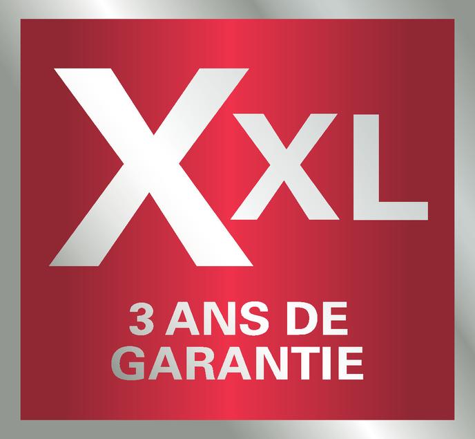 Garantie XXL