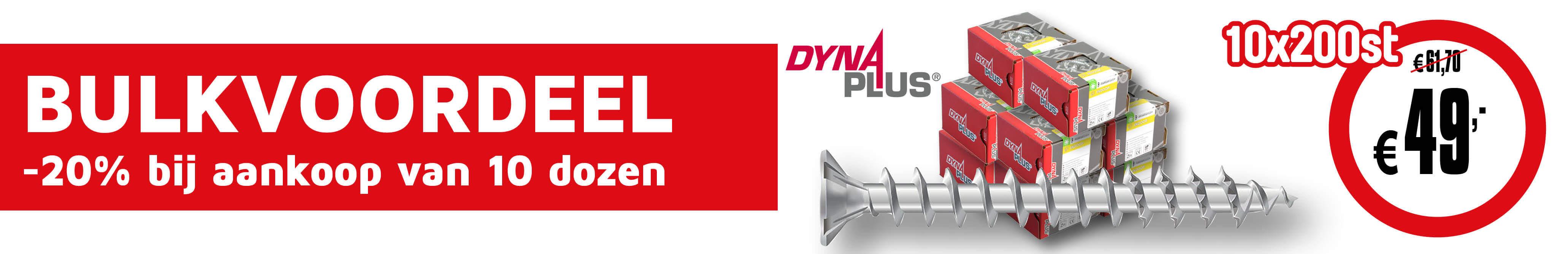 DPT100_990x160 | Dynaplus deal - Bevestigingsmiddelen #1-1