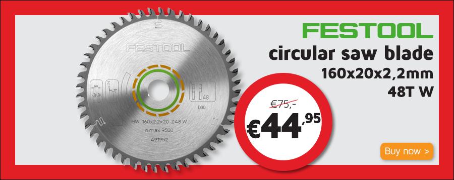 Festool circular saw blade