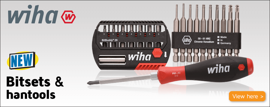 Wiha handtools and bitsets