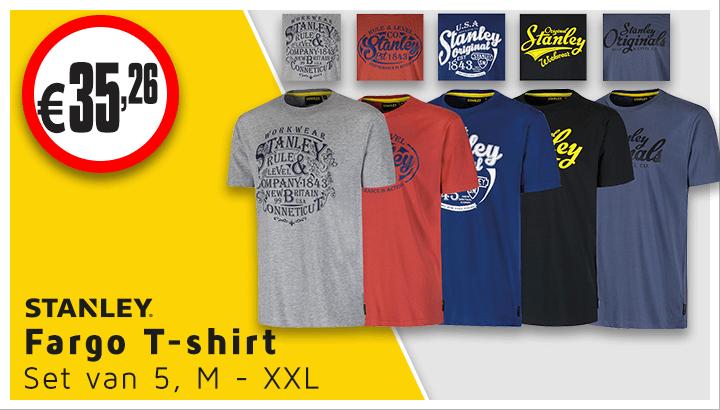 Stanley Fargo T-shirts
