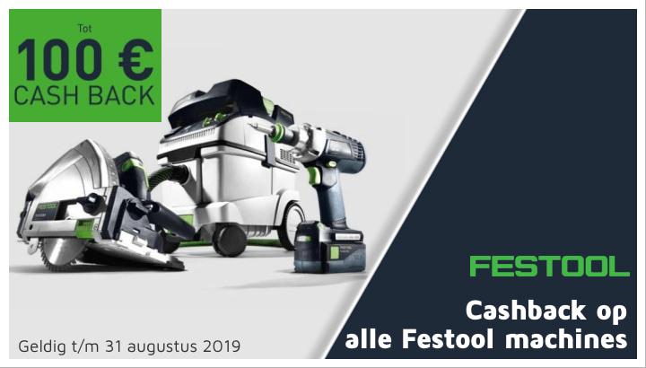 Festool cashback #2