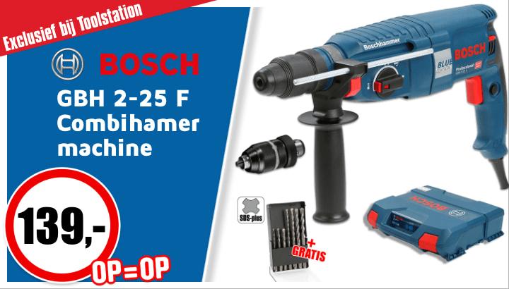 Bosch combihamer machine #1