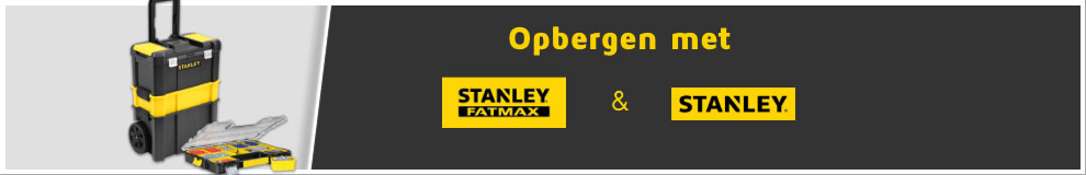Opbergen Stanley & Stanley Fatmax #1