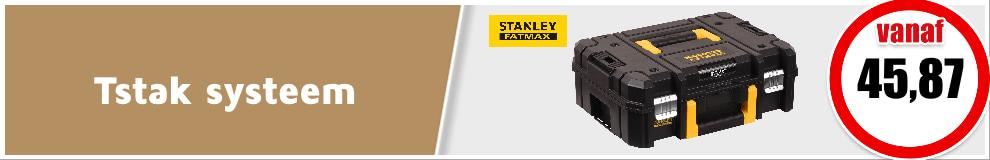 Stanley Fatmax Tstak #1