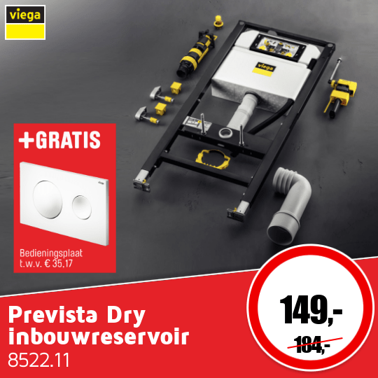 Cat71 Cover - Viega Product nr.11894