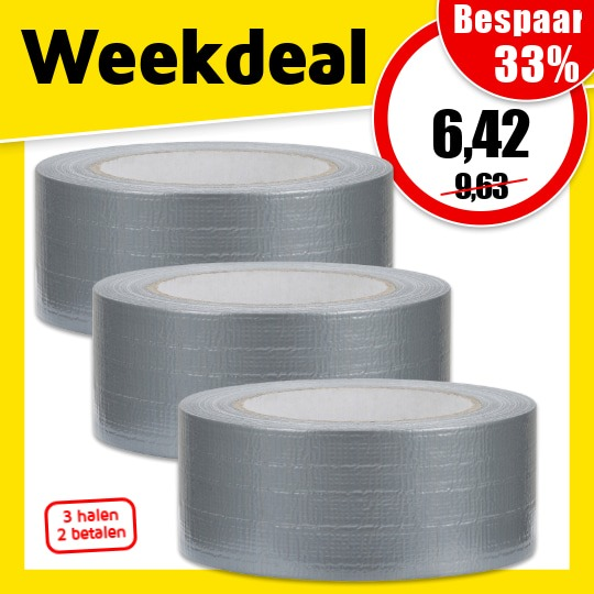 Promo_540x540 | DEALS-page | Weekdeal 3 - Ducktape #1-1