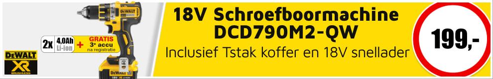 DeWalt  Accu schroefboormachine #1