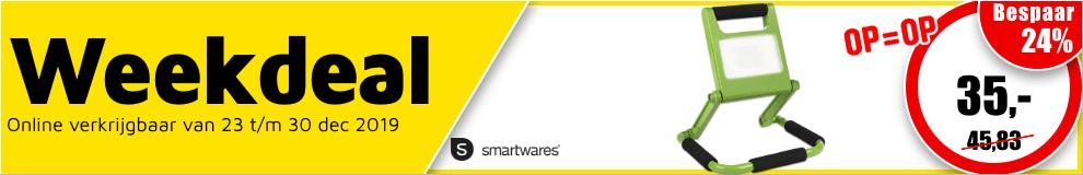 Smartwares LED werklamp
