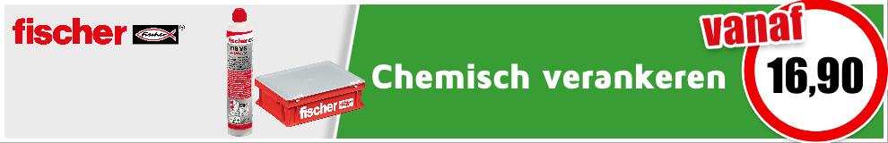 Chemische verankeren