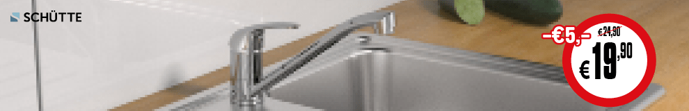 DPT100_990x160 | Schutte keukenkraan deal - Kranen & douches #1-1