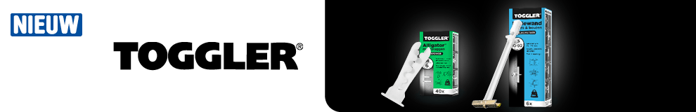 DPT100_990x160 | New product Toggler - Bevestigingsmiddelen #1-2