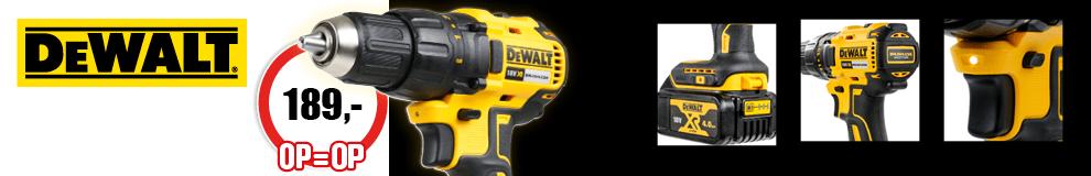 DPT100_990x160 | DeWALT schroefboormachine - Elektrisch gereedschap #1-1