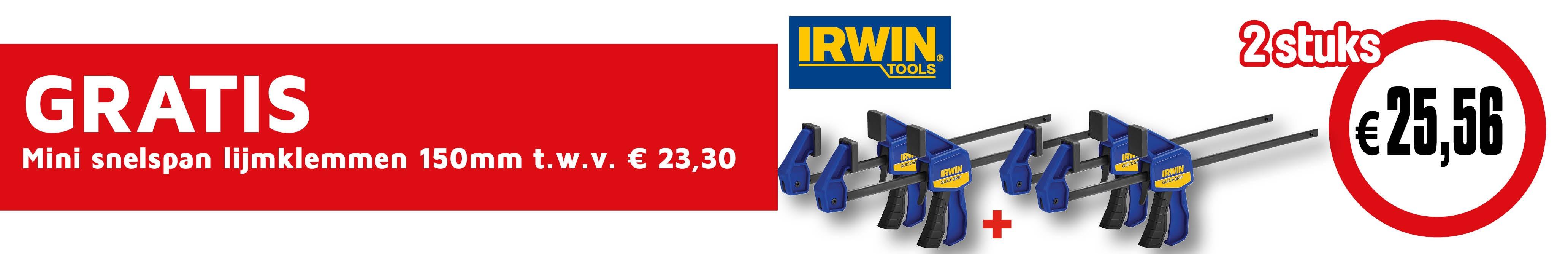 DPT100_990x160   Irwin lijmklem deal - Handgereedschap #1-2