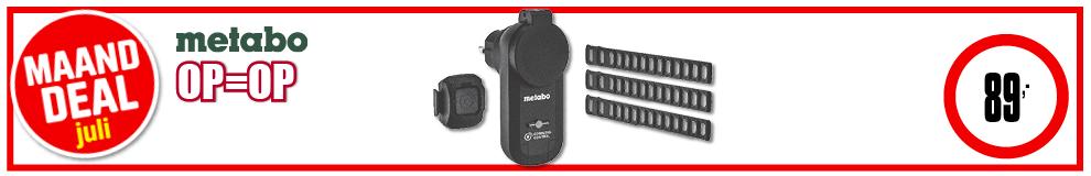 DPT100_990x160   Maanddeal juli - Metabo start-stop set voor stofzuiger #1-1