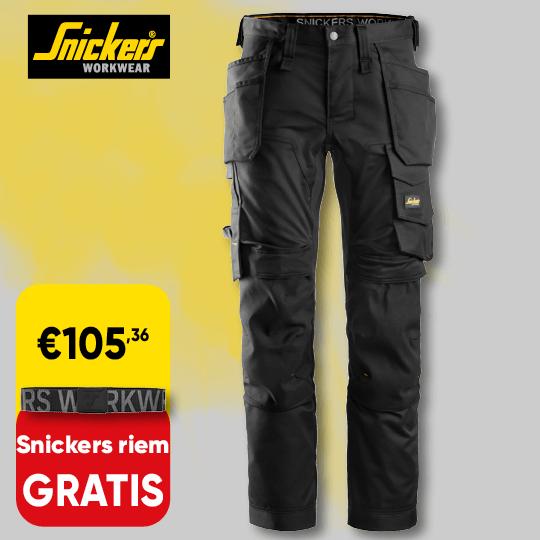 Promo_540x540 | Cat 73 Back cover - Snickers werkbroek gratis riem D05