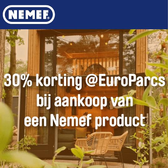 Promo_540x540 | Cat 73 LP - Nemef 30pr korting EuroParcs D028