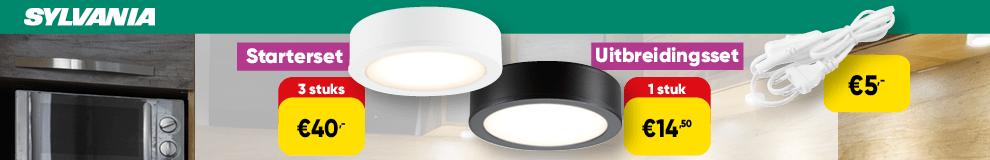 DPT100 | LP - Spots met introductieprijs - Verlichting 1-2