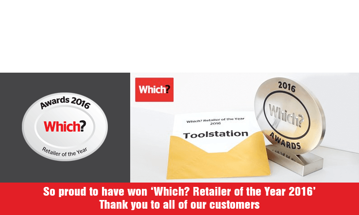 Toolstation - Which Retailer of the Year 2016