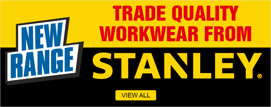 Trade Quality Workwear From Stanley