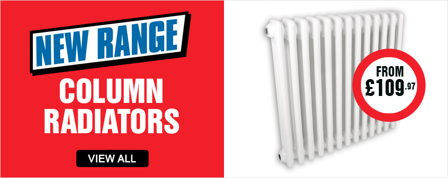New Range - Column Radiators