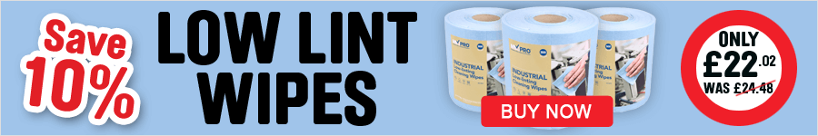 Low Lint Wipes - Save 10%