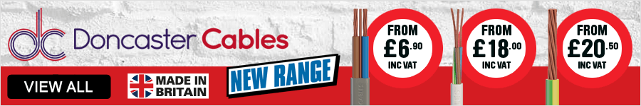 New Range - Doncaster Cables