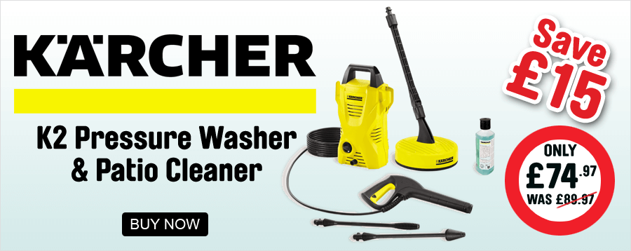 Karcher Pressure Washer - Save £15