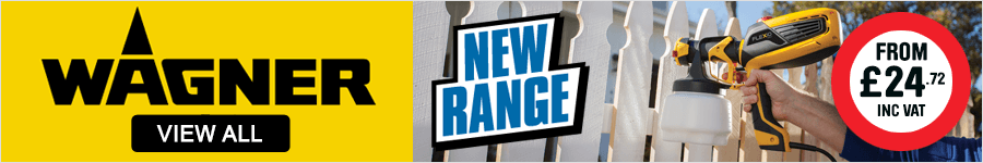 New Range of Wagner Power Tools