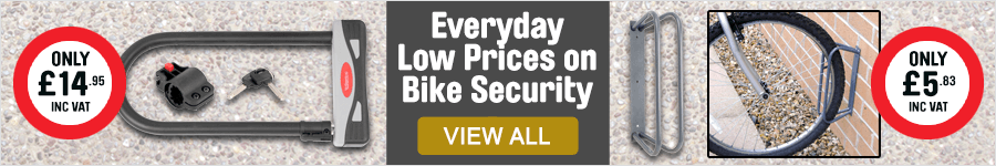 Low prices on Bike Security