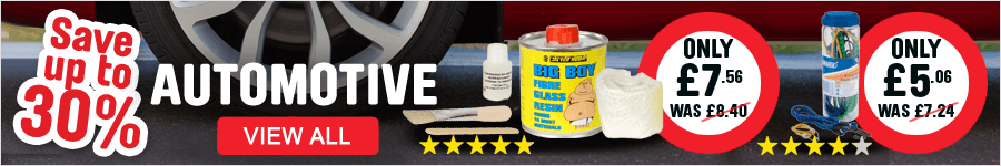 Save up to 30% on Automotive