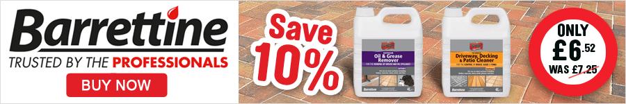 Save 10% On Barrettine
