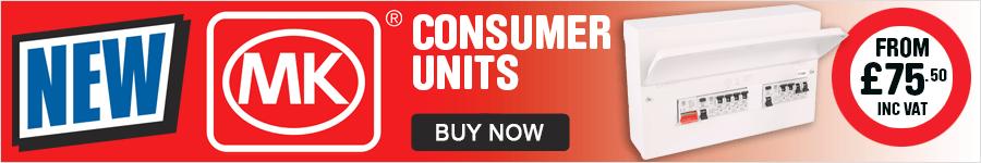 New MK Consumer Units