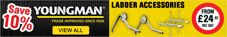 Youngman Ladder Accessories