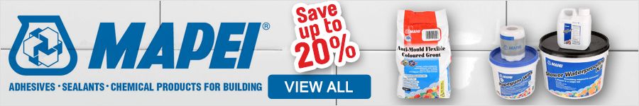Save up to 20% on Mapei