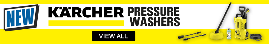 New Karcher Pressure Washers