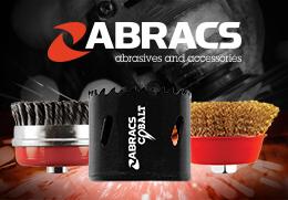 New Range - Abracs Abrasives & Accessories