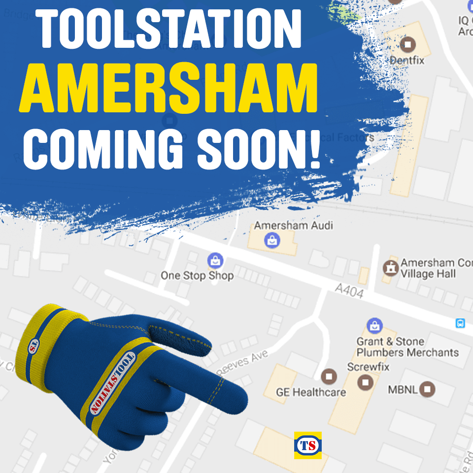 Amersham Toolstation Coming Soon