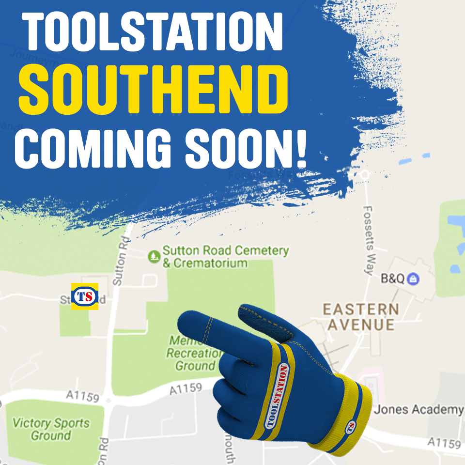 Southend Toolstation Coming Soon