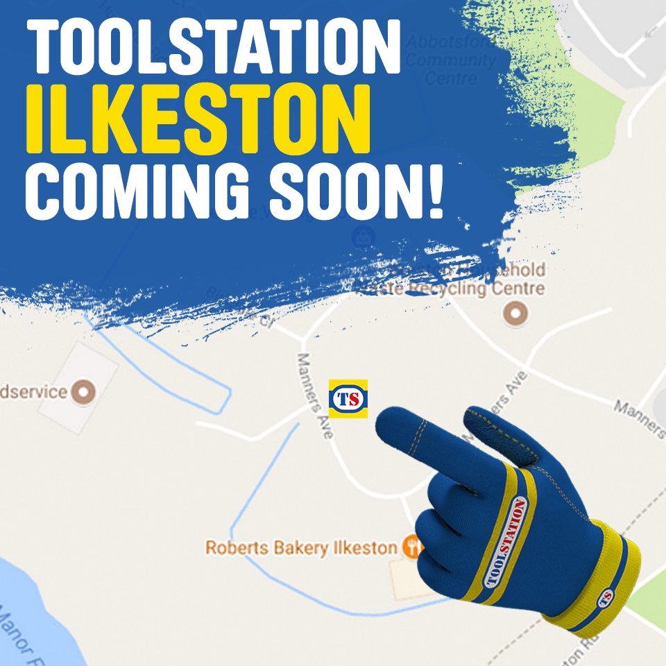 Ilkeston Toolstation Coming Soon