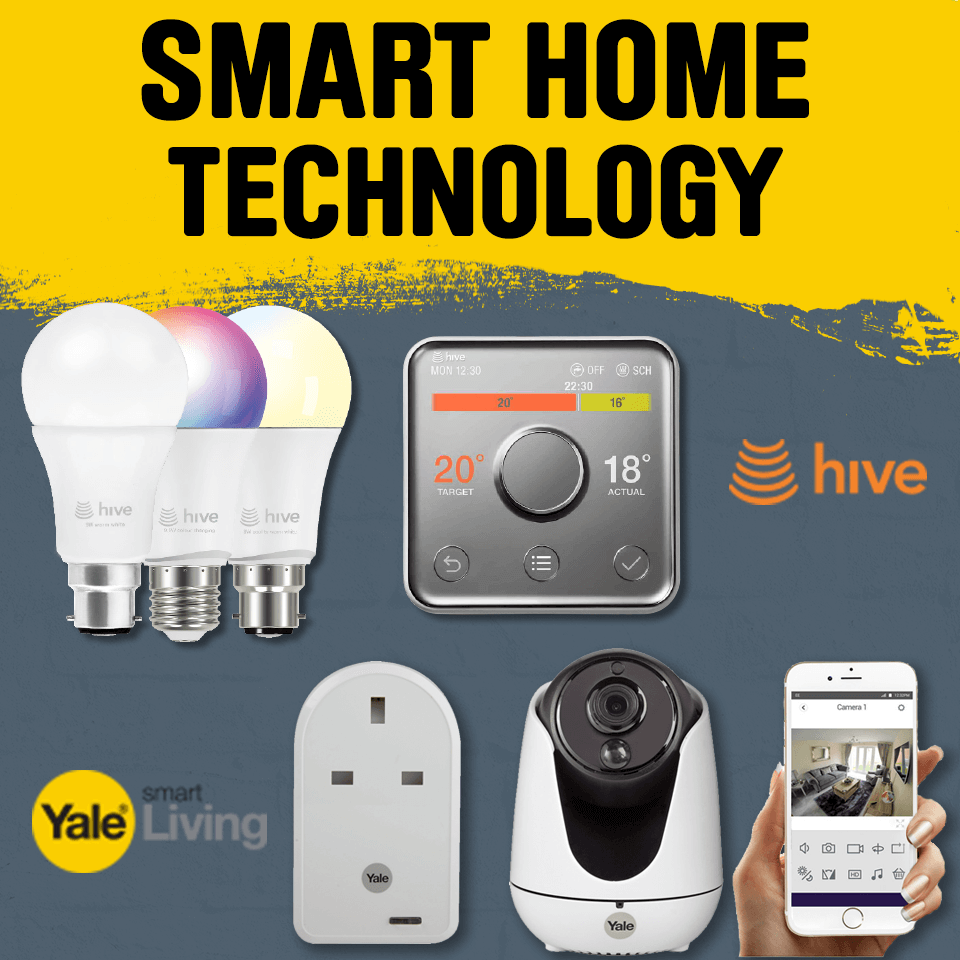 Smart Technology in the Home