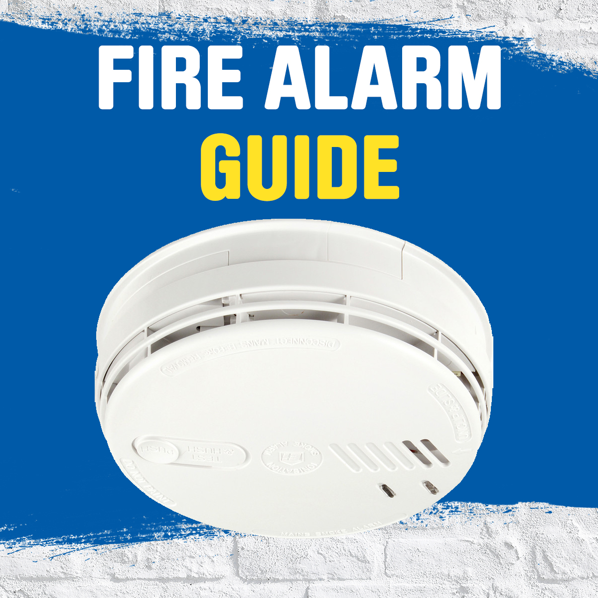 Choosing the right fire alarm