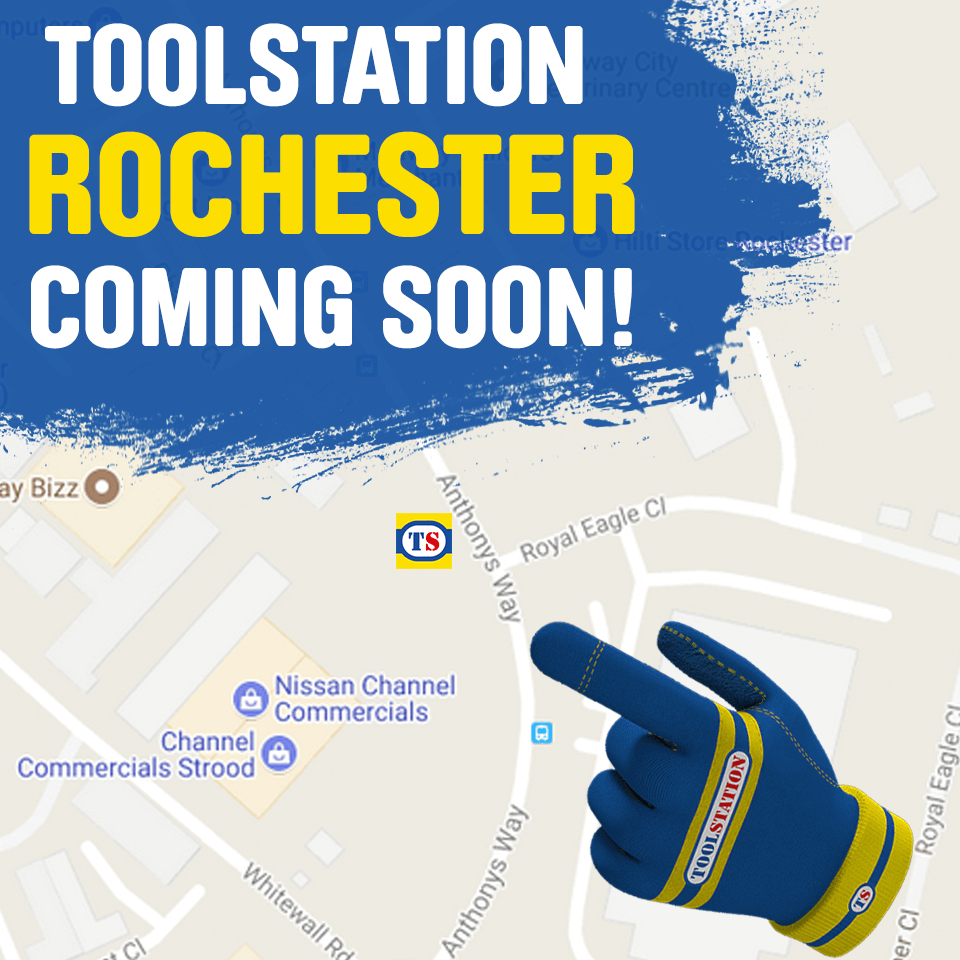 Rochester Toolstation Coming Soon