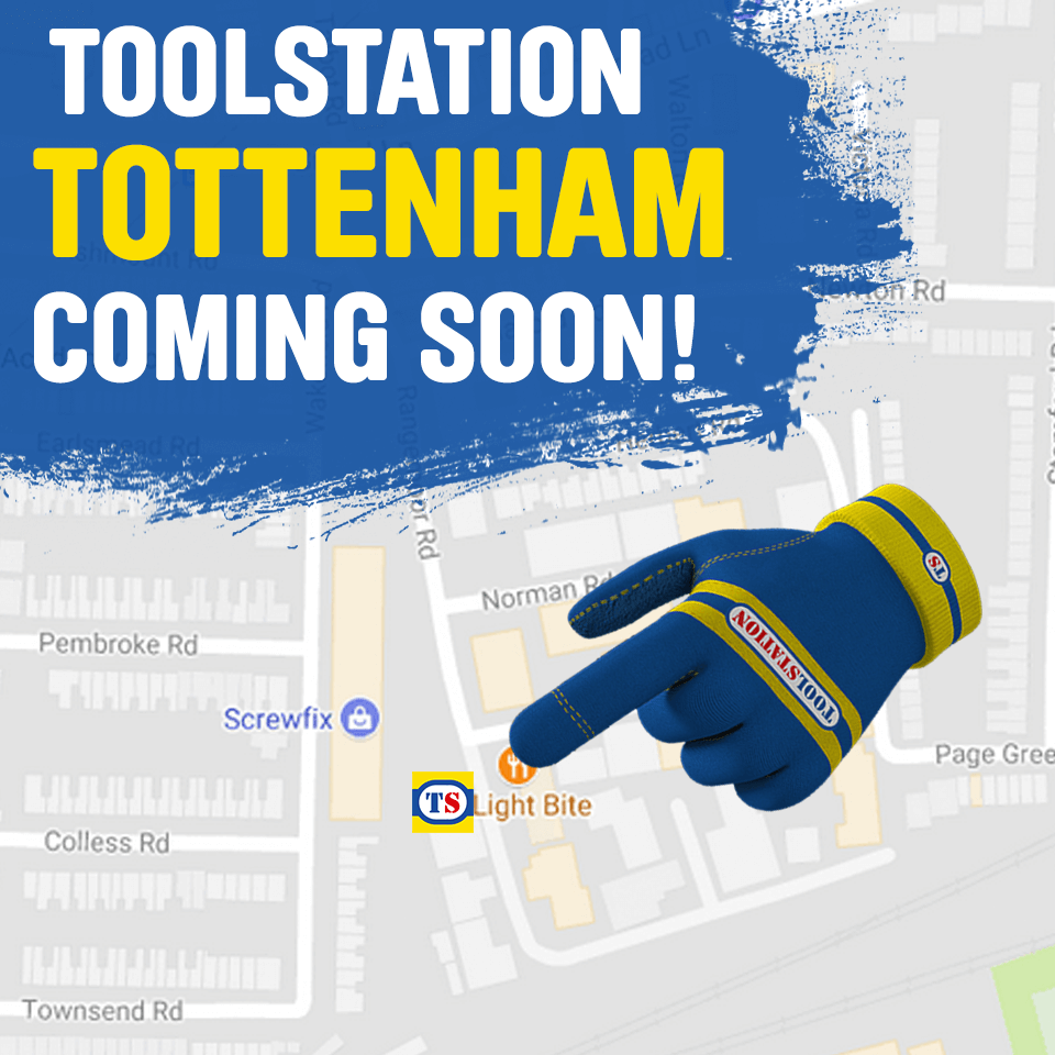 Tottenham Toolstation Coming Soon