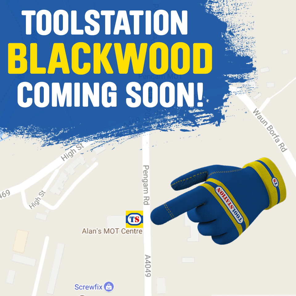 Blackwood Toolstation Coming Soon