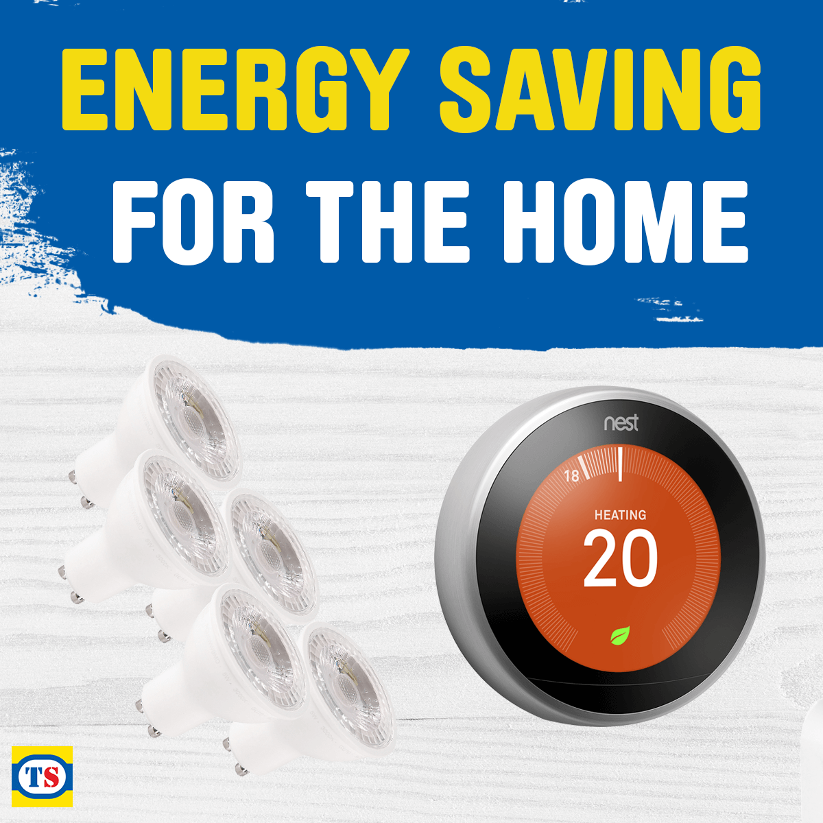 Five Home Energy Saving Tips