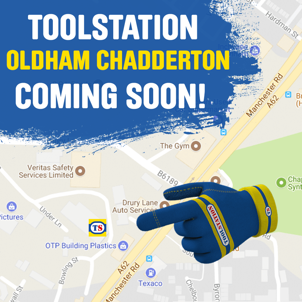 Oldham Chadderton Toolstation Coming Soon