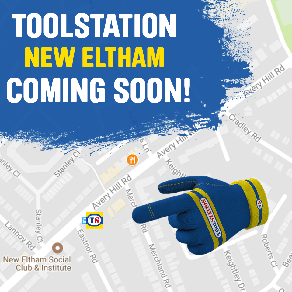 New Eltham Toolstation Coming Soon