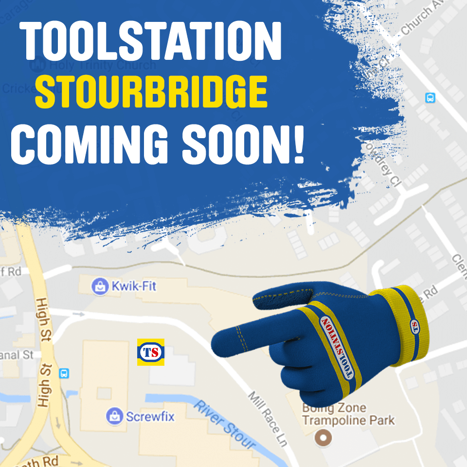 Stourbridge Toolstation Coming Soon