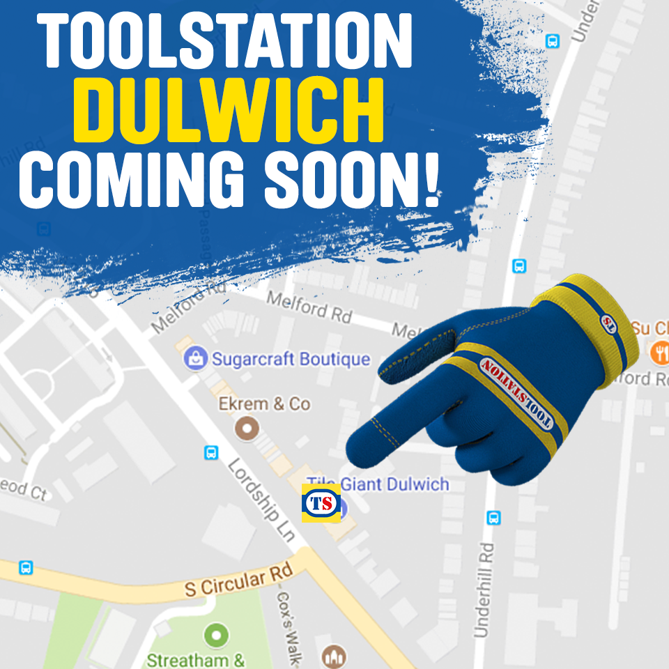 Dulwich Toolstation Coming Soon